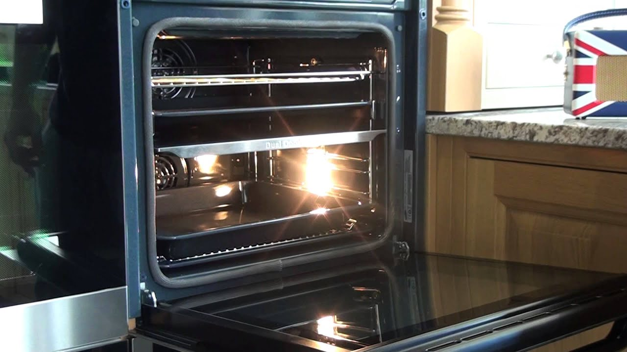 samsung dual cook oven manual