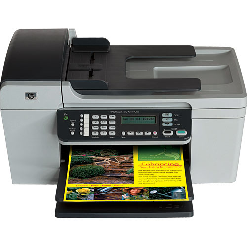 user manual hp officejet 5610 all in one